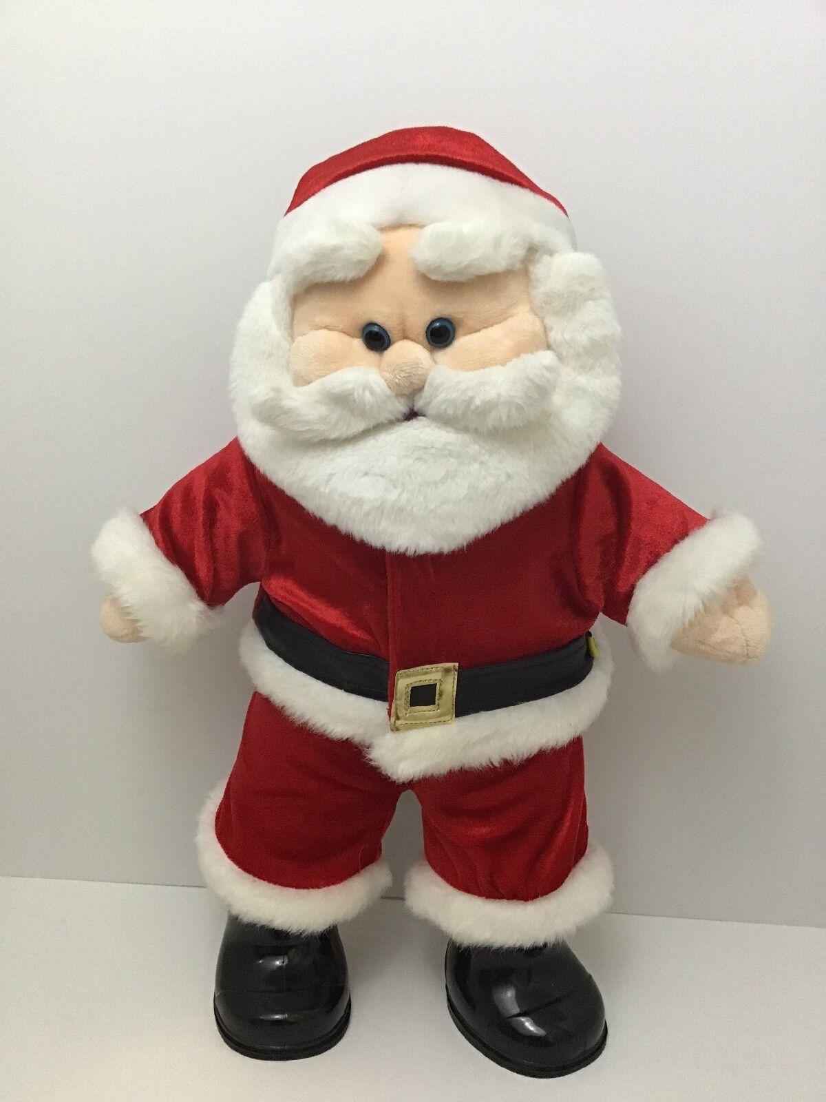Build A Bear Santa Claus Figure Collection Papa Noel Dressed