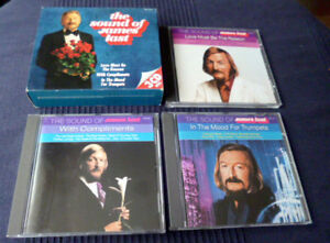 3xCD Sound Of JAMES LAST Love Must Be Reason With Compliments In Mood Trumpets