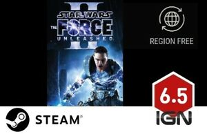Star-Wars-the-Force-Unleashed-II-PC-Steam-Download-Key-FAST-DELIVERY