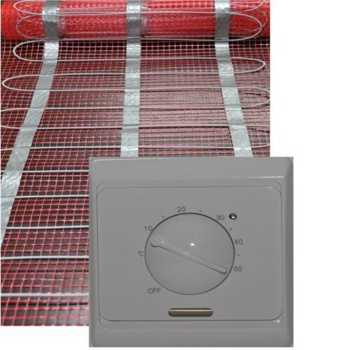 chauffage au sol électrique par le Inclusif régulateurs TR 85