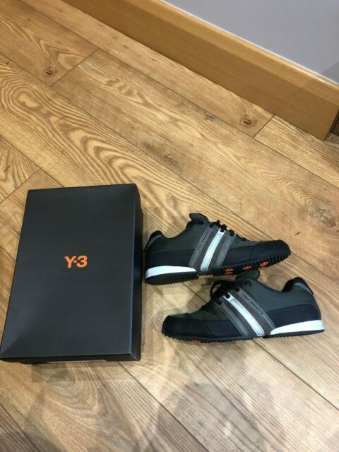 y3 sprint trainers olive