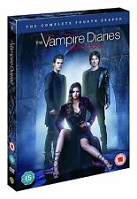 The Vampire Diaries: 4th Series - Complete Season 4 Collection NEW DVD Fourth