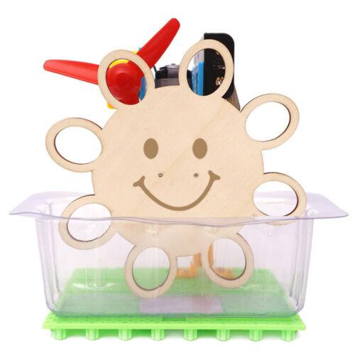 DIY Automatic Bubble Machine Automatic Bubble Maker Kid/'s Educational Toys