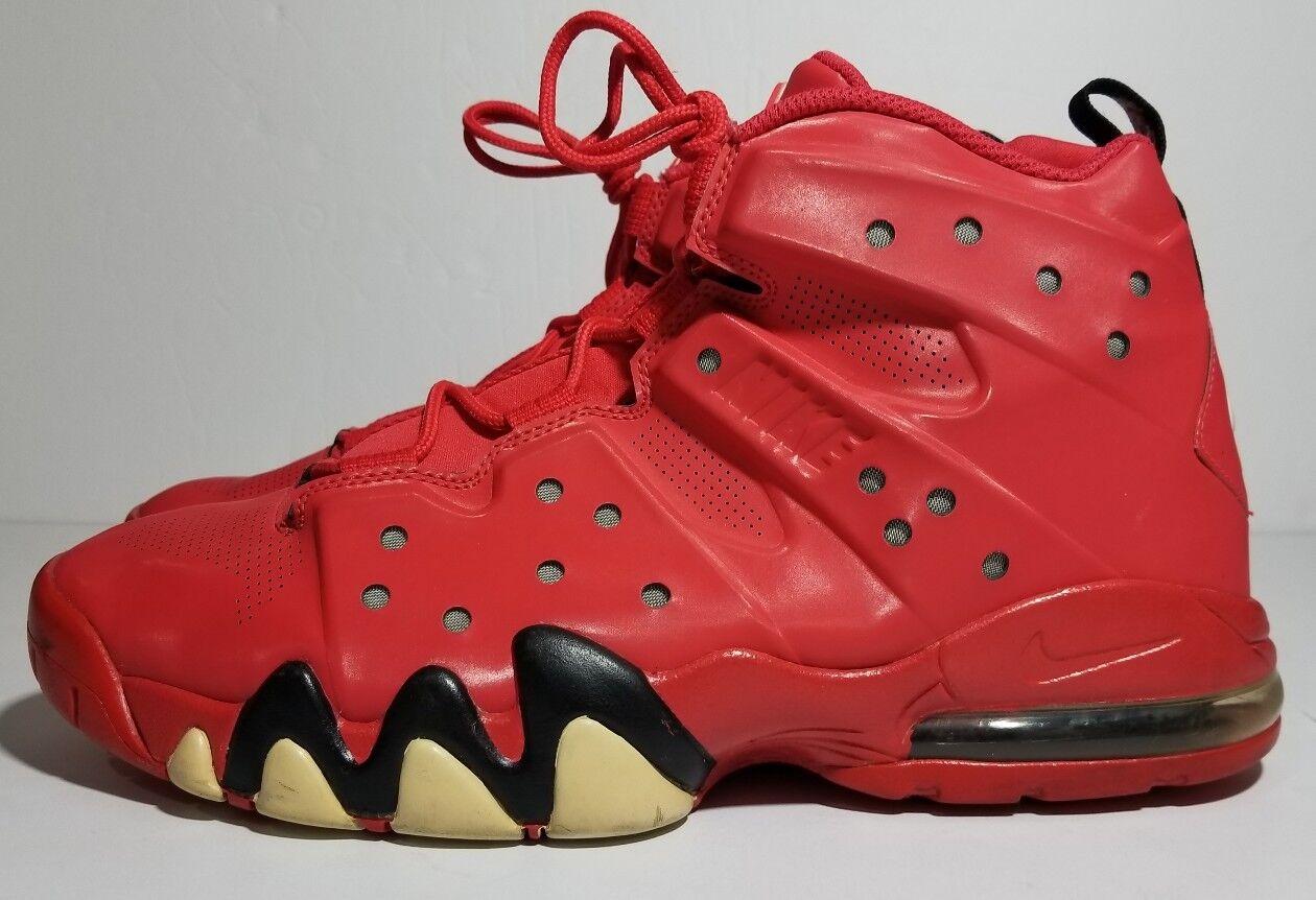de rares hyperfuse nike air max barkley hyperfuse rares chaussures rouges 488119-601vprice réduction de baisses de prix saisonniers, réduction des avantages bdcf39
