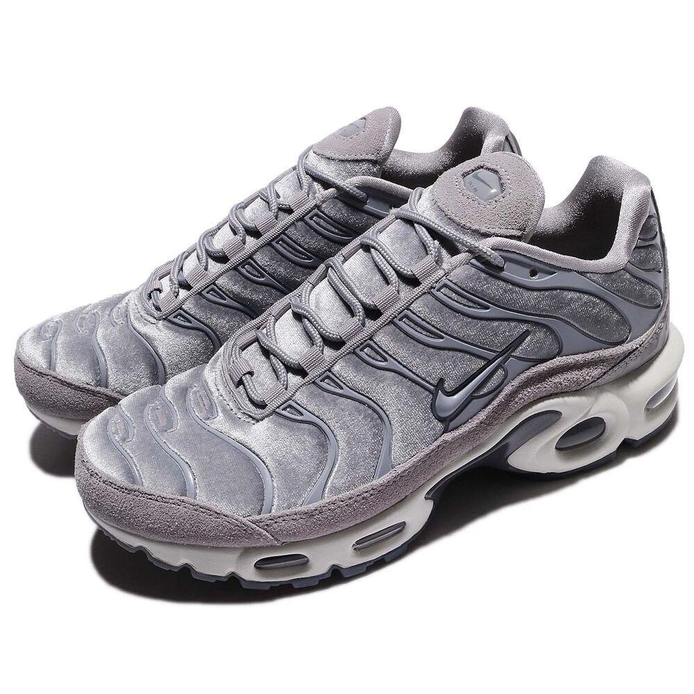 Nike Wmns Air Max Plus LX Lux Gunsmoke Grey Femmes  Running Chaussures AH6788-001 Chaussures de sport pour hommes et femmes