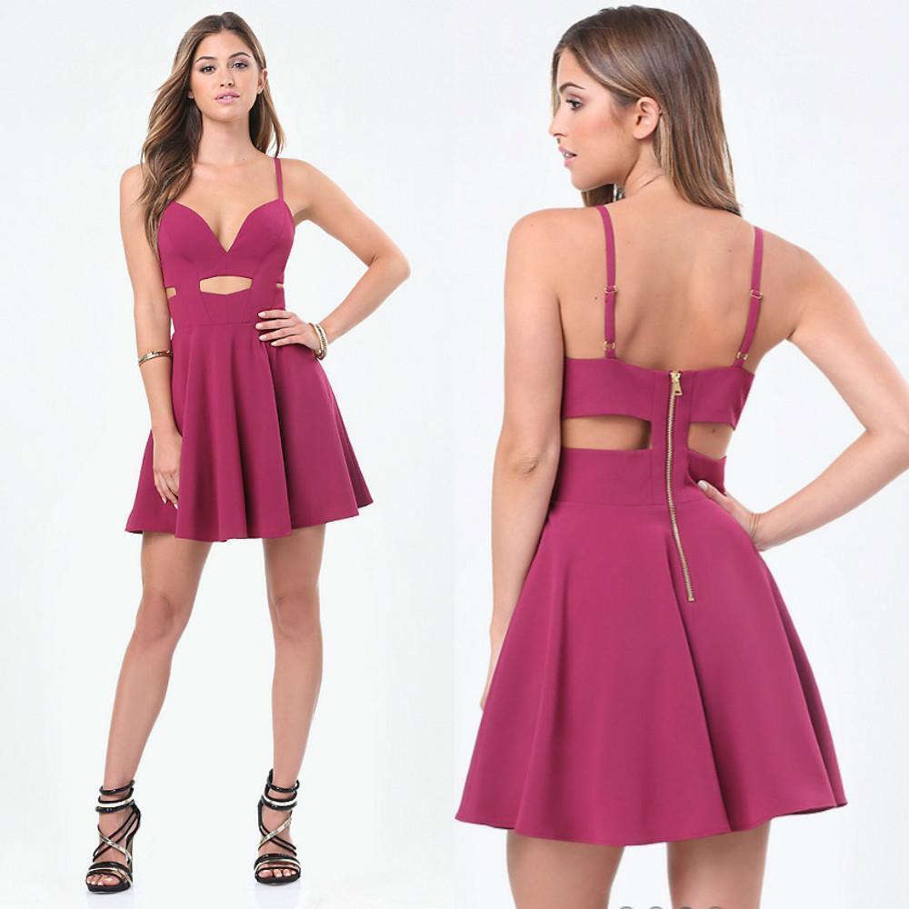 BEBE HALTER FLARED CUTOUT DRESS NWT NEW  139 MEDIUM M LARGE L 10