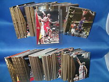 1994-95 UPPER DECK BASKETBALL - SP COMPLETE SET (165) NBA CARDS + (1) RED JORDAN
