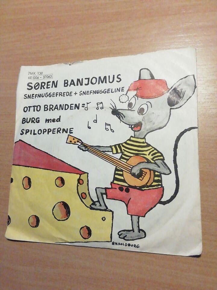 Single brandenburg