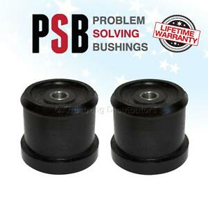 Details about BMW 3 Series E46 Rear Differential Mount Poly Bushing (99-05)  x2 - 630