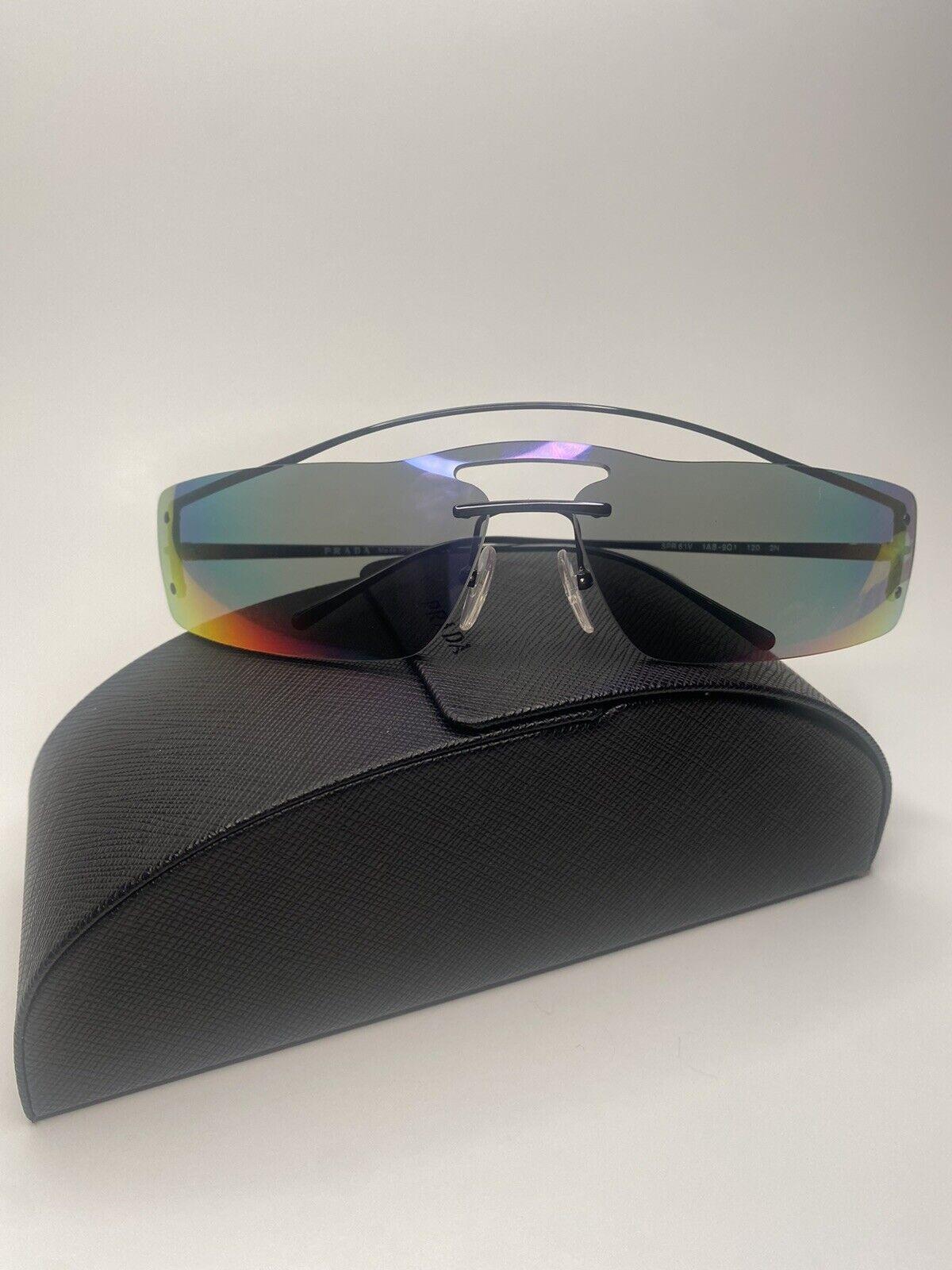 Prada Sunglasses Runway Rainbow 90's - image 6