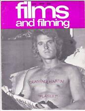 FILMS AND FILMING June 1979 - John Carpenter & Jerry Goldsmith interviews