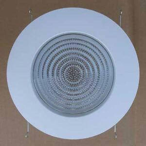 New-Elite-B706-6-Fluor-Shower-Trim-Fresnel-Lens-White