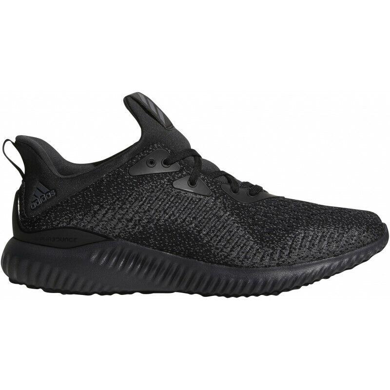 Mens Adidas Alphabounce Em Mens Running shoes - Black