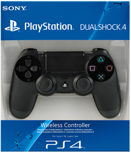 Sony-PlayStation-PS4-Controller-Black