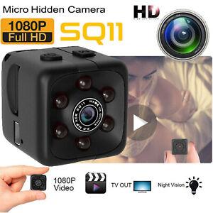 Mini Kamera Wireless WiFi WLAN IP Überwachungkamera Camera HD 1080P Dashcam DE