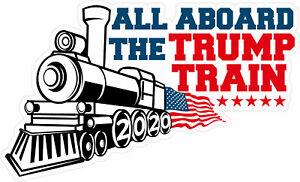 Trump-2020-All-Aboard-The-Trump-Train-Laminated-Vinyl-Bumper-Sticker-Decal