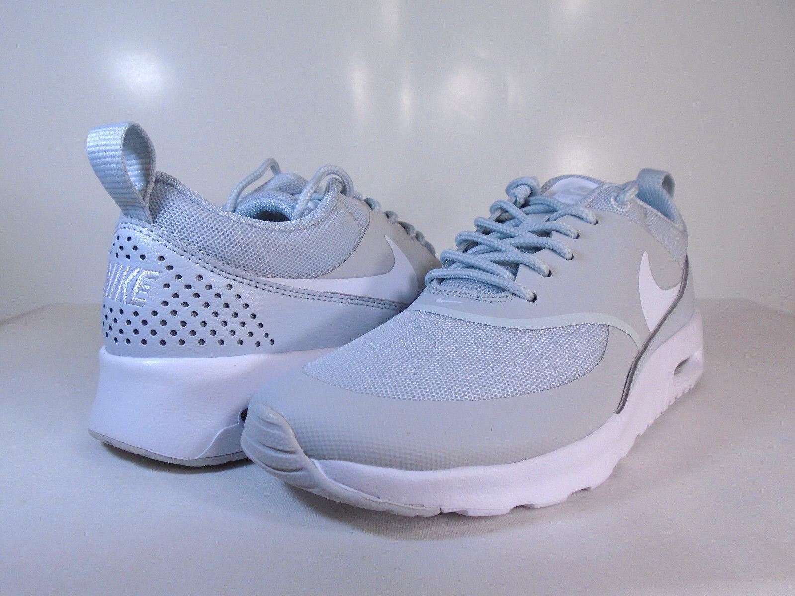 NIKE WMNS AIR MAX THEA Pure Platinum White -599409 019- ATHLETIC