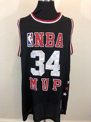 buy online d5dac a2174 NBA MVP #34 Charles Barkley Jersey - Hardwood Classic-Mitchell & Ness: Size  56   eBay