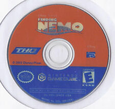 Nintendo GameCube Game Disney Finding Nemo Rare and HTF