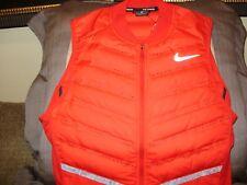 27c67d242afa item 6 NIKE Running Aeroloft Full Zip Vest Jacket 800497 Red Men s Size  Medium -NIKE Running Aeroloft Full Zip Vest Jacket 800497 Red Men s Size  Medium