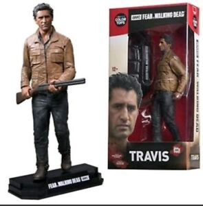 New-AMC-Fear-Walking-Dead-ZOMBIE-TRAVIS-COLOR-TOPS-3-7-034-Figure-Mcfarlane-Toy