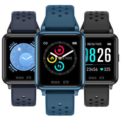 Smartwatch F8 IPS Touchscreen Display Bluetooth Fitness Pulsuhr IP67 wasserdicht