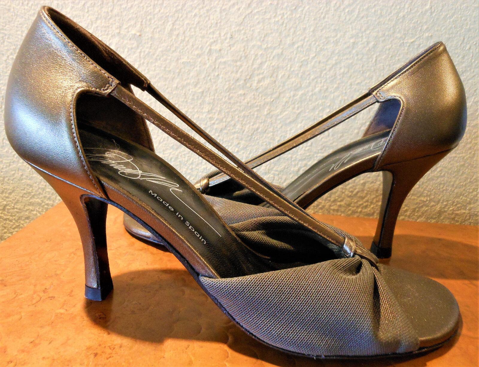 Donald J Pliner Couture Or-Bronze à Brides 3.25  Talon 6 M classique