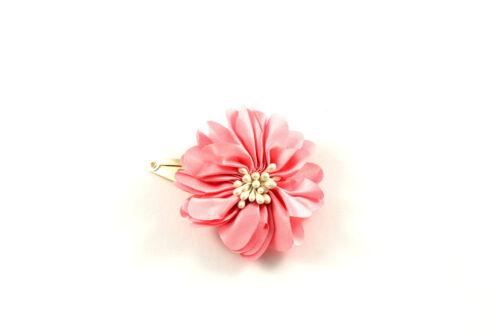 Haarklammer Haarspange Blume Blüte Boho Haarschmuck A418