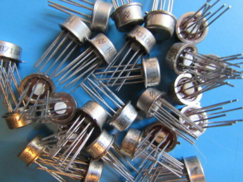 LM310H National Semiconductor Bipolar Unity Gain Voltage Follower 8pin 1 piece
