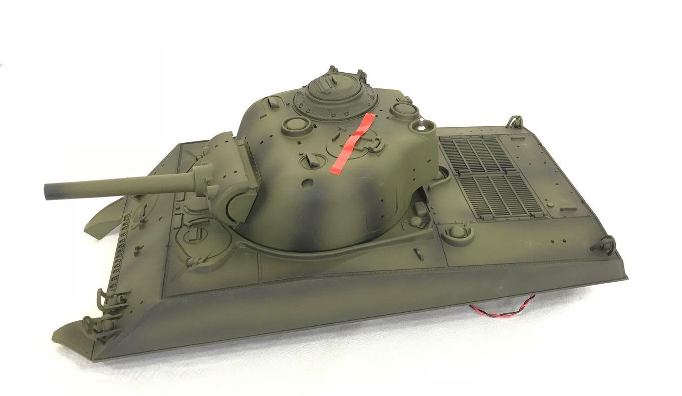 Heng lungo Sheruomo 1 16 uphull  Top con cavi RX18 sparare unità via unità UK  qualità ufficiale