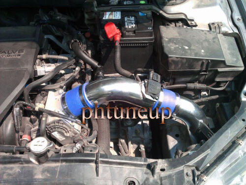 FIT 2003-2008 MAZDA 6 2.3 2.3L COLD AIR INTAKE KIT INDUCTION SYSTEMS BLUE