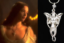 Delicate Arwen Evening Venus Star Venus Chain Necklace From The Lord of the Ring