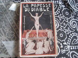 GENGENBACH-Jean-SYLVIUS-Pierre-de-RUYNES-la-papesse-du-diable-ed-Lutece-1931
