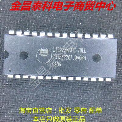 10pcs UM61256FK-15 UM61256FK UMC 32K X 8 BIT HIGH SPEED CMOS SRAM DIP-28
