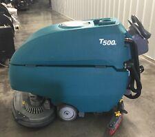Tennant T500e 32 Disk Floor Scrubber Under 700 Hours