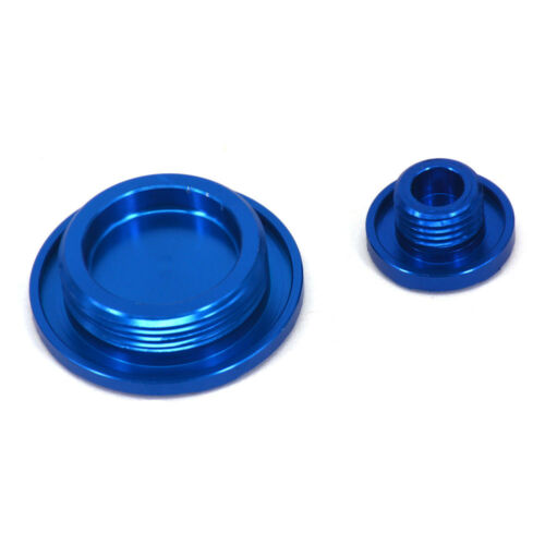 Billet Engine Timing Cover Plug For Yamaha YZ250F YZ450F 14-16 YZ250FX WR250F 15