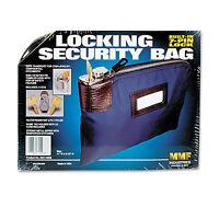 Mmf Industries Seven-pin Security/night Deposit Bag W/2 Keys Nylon 8 1/2 X 11 on sale