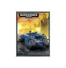 LAND RAIDER  - WARHAMMER 40,000 40K - GAMES WORKSHOP - SENT FIRST CLASS