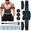 Duang-EMS-Abdominal-trainer-ABS-Muscle-Stimulator-Fitness-Training-Gear-Muscle miniature 1