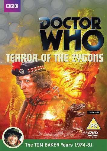 1 of 1 - Doctor Who: Terror of the Zygons [DVD]