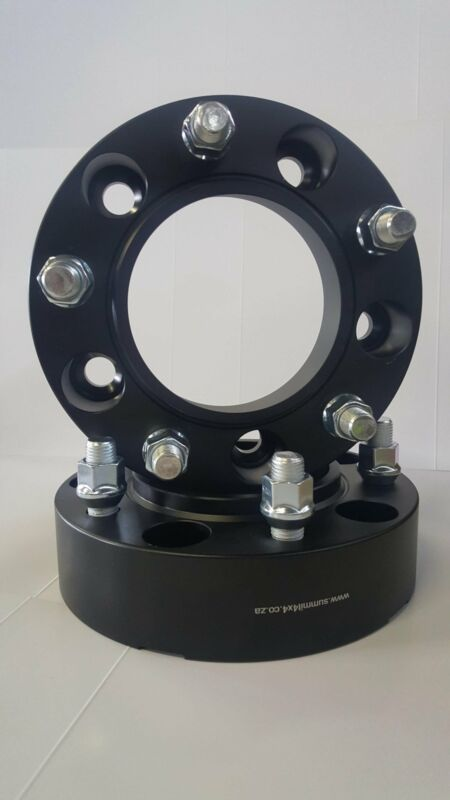 Ford Ranger 6 Stud Wheel Spacers 30mm thick direct from Importer