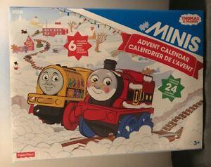 Fotos Cena Navidad Frinsa.Details About Thomas Friends Minis Advent Calendar W Exclusive Minis Fisher Price Christmas