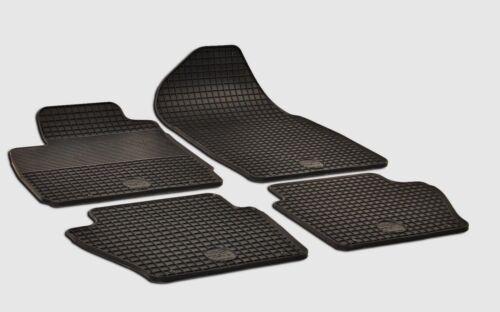 $$$ Original Lengenfelder Gummimatten für Ford Fiesta `09 Gummi Fußmatten NEU