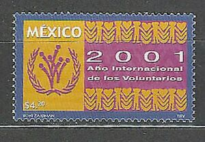 Mexico Mail 2001 Yvert 1959 MNH