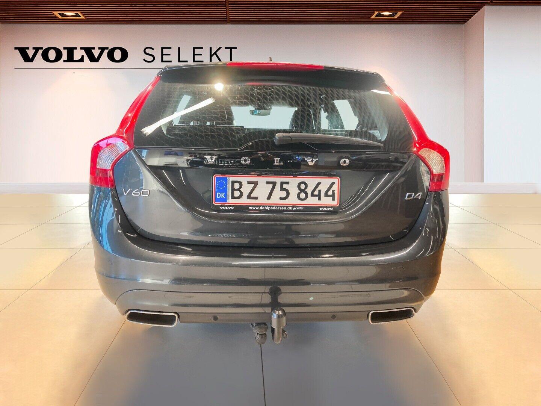 Volvo V60 2,0 D4 190 Momentum Eco aut. - billede 3