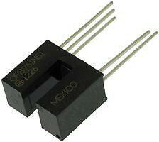 OPB961N51 OPTEC OPTICAL SENSOR SWITCH X 1PC