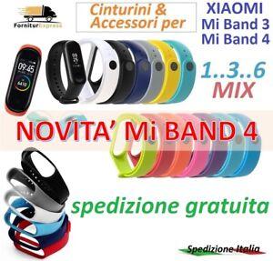 MI-BAND-4-amp-MIBAND-3-CINTURINO-COLORATO-MORBIDO-E-INOX-PER-XIAOMI-STRAP-WATCH