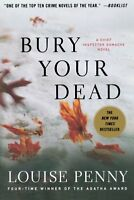 Bury Your Dead: A Chief Inspector Gamache Novel By Louise Penny, (paperback), Mi on sale
