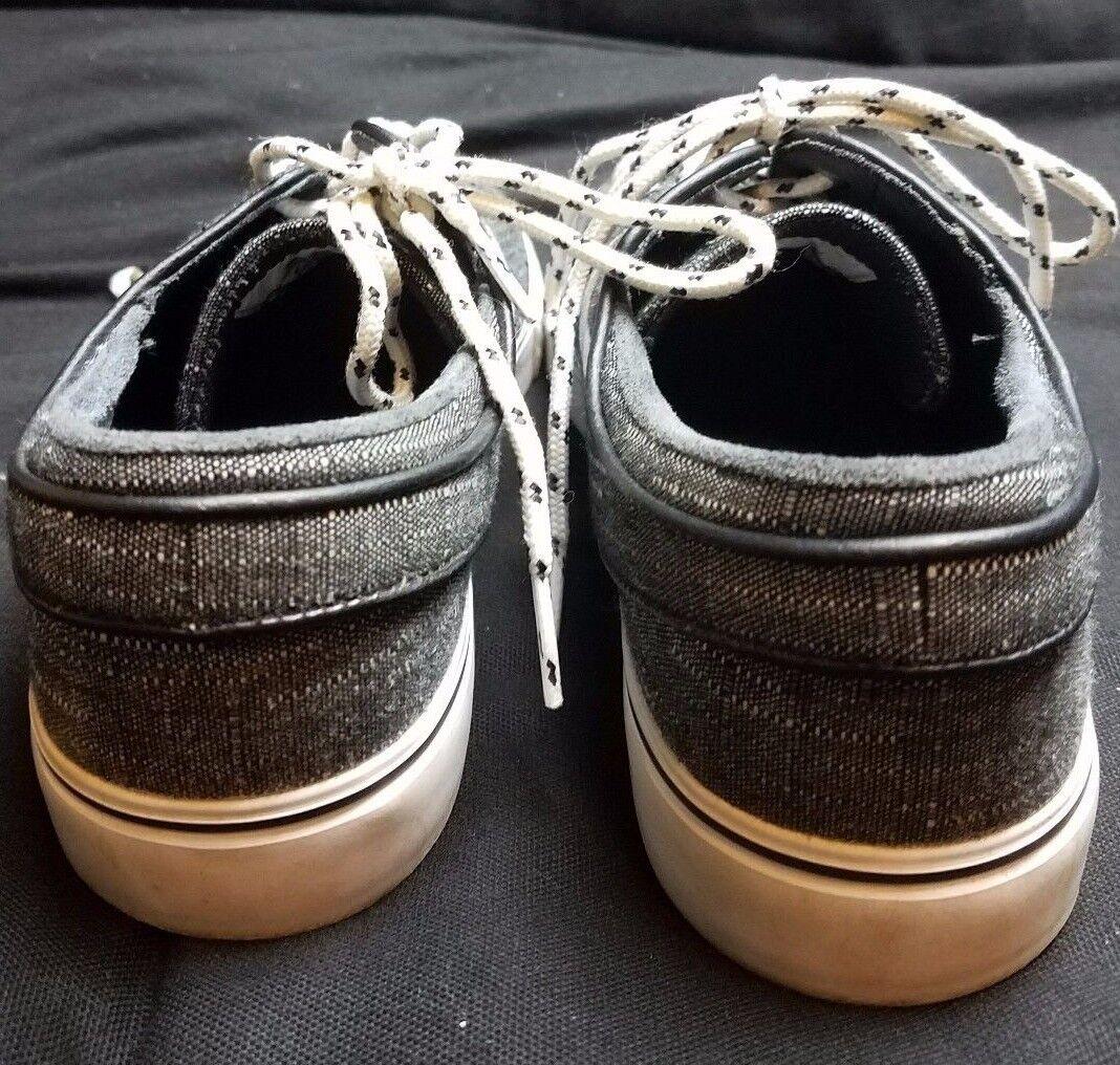 nike sb stefan janoski tela pattinare scarpe mens 7,5 7,5 7,5 bianco nero gomma 615957-003 | tender  | Germania  | promozione  | Gentiluomo/Signora Scarpa  237640
