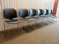 Max Stacker Ii Stackable Guest Or Conference Chairs Set Of 6 By Steelcase